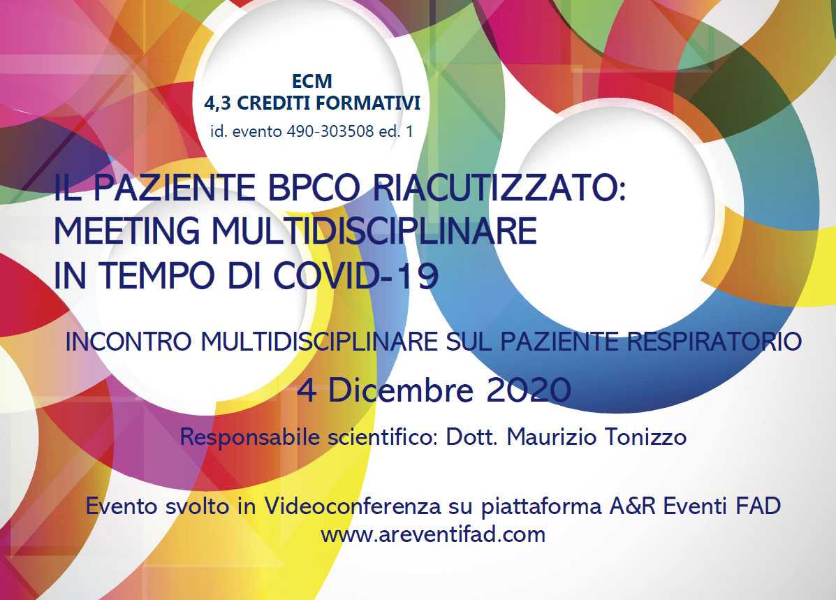 Course Image Il paziente BPCO riacutizzato: meeting multidisciplinare in tempo Covid-19