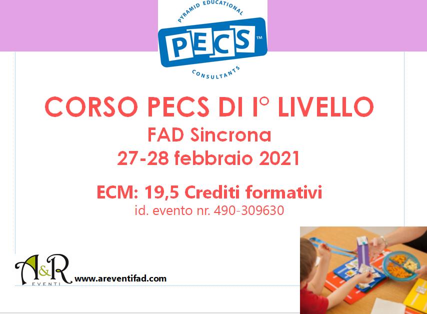 Course Image Corso PECS di I^ Livello