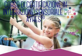 Course Image Corso di certificazione in integrazione sensoriale di AYRES®
