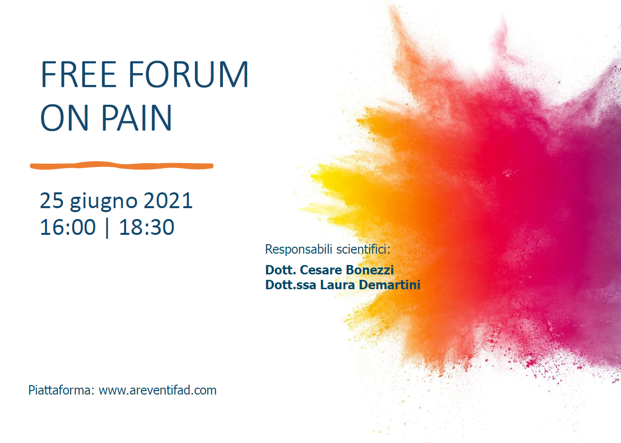 Course Image FREE FORUM ON PAIN