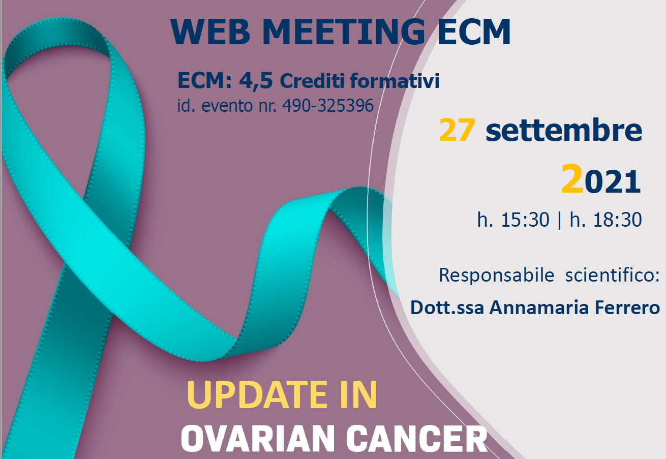 Course Image UPDATE IN OVARIAN CANCER