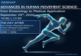 Course Image Advances in human movement science: from Kinesiology to Medical Application