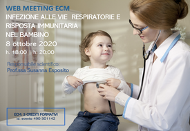 Course Image Infezione alle vie respiratorie e risposta immunitaria nel bambino