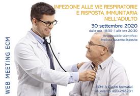 Course Image Infezione alle vie respiratorie e risposta immunitaria nell'adulto